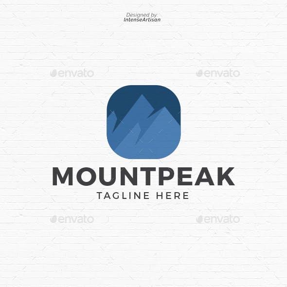 Mountain Peak Logo