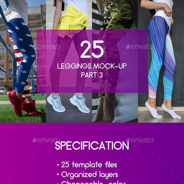 25 Leggings Mock-Up 2018 Part 3