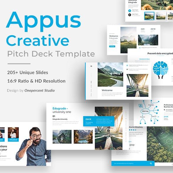 Appus Creative Powerpoint Template
