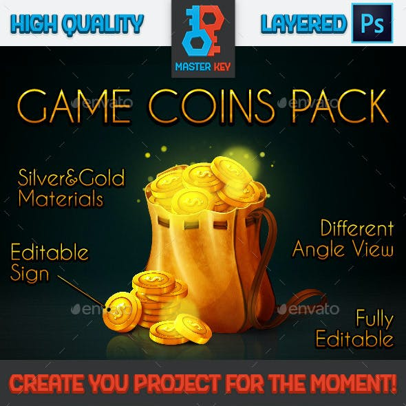 Game Coins Pack
