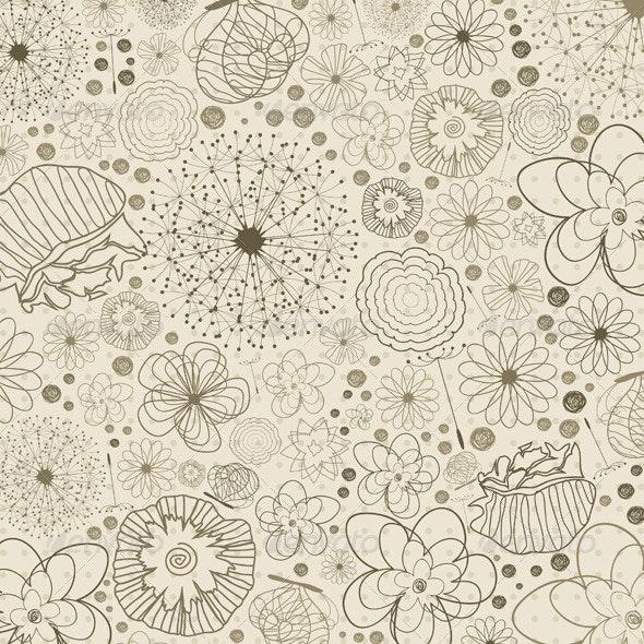 Flower Structure4 - Flowers & Plants Nature