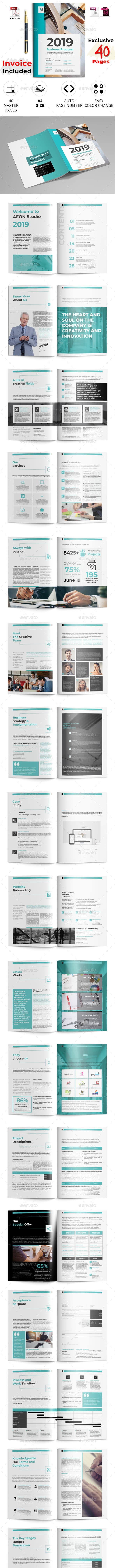 Business Proposal - Corporate Brochures