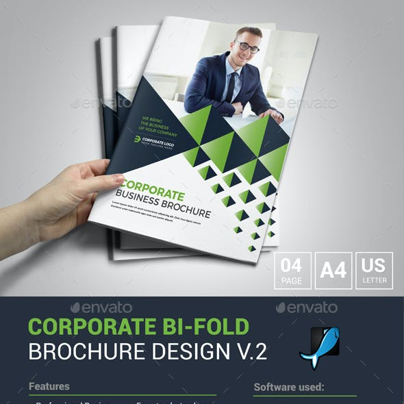 Investment Brochure Graphics, Designs & Templates