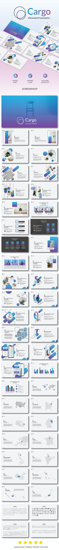 Cargo Business  - Google Slide Template - Google Slides Presentation Templates
