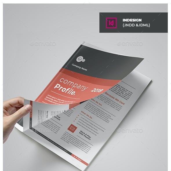 Company Profile Vol.4