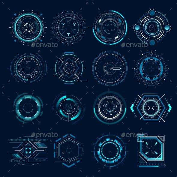 Futuristic Optical Aim