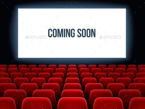 Cinema Hall - Miscellaneous Vectors