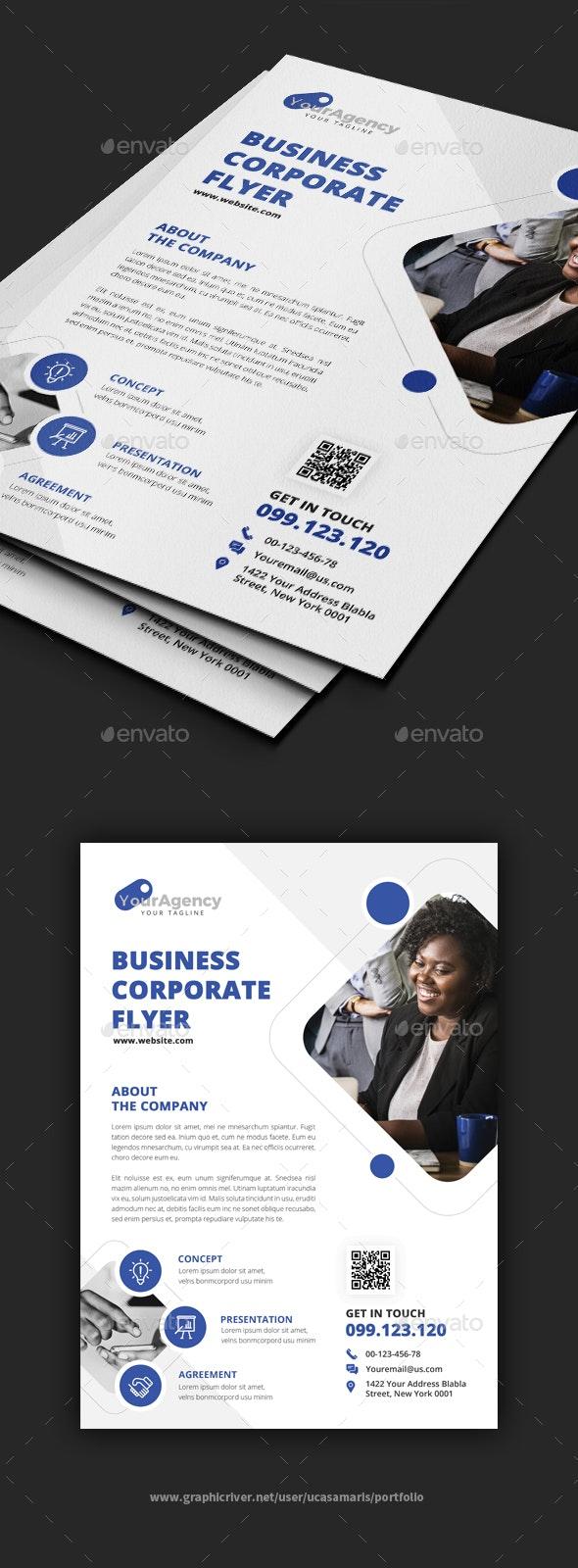 Multipurpose Flyer - Corporate Flyers
