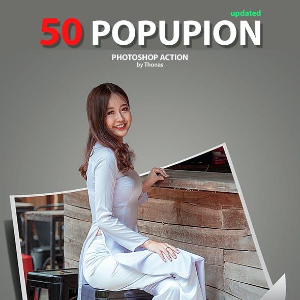 50 Popupion