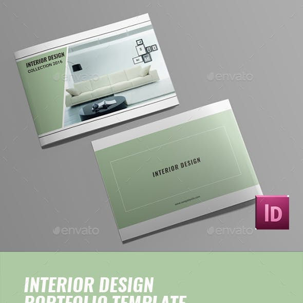 Interior Design Brochure