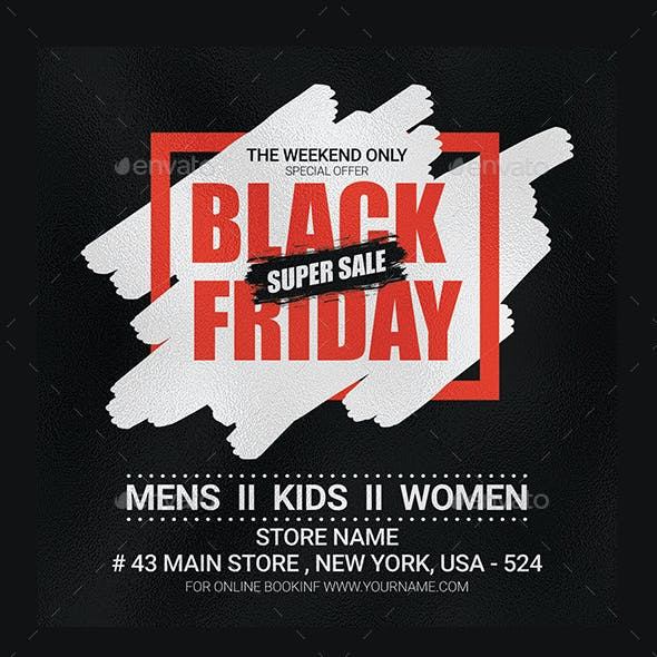 Black Friday Bundle
