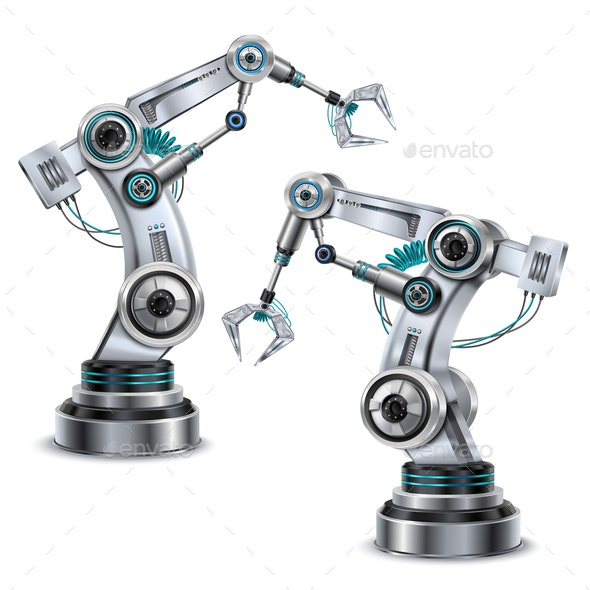 Robotic Arm Set - Computers Technology
