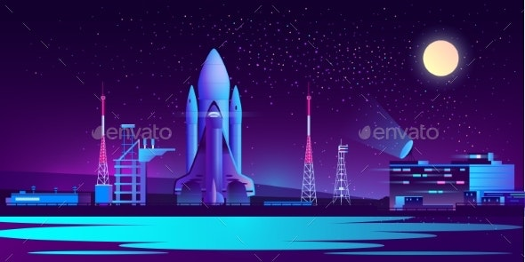 Vector Spaceport - Man-made Objects Objects