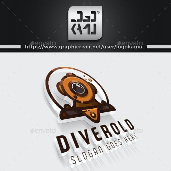 Old Diver Logo