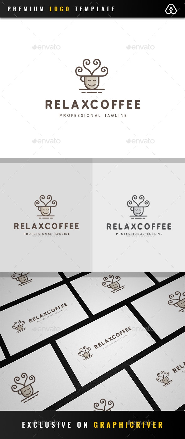 Relax Coffee Logo