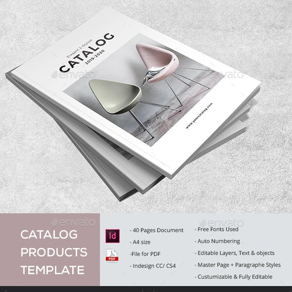 Elagant Catalog Products