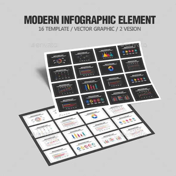 Modern Infographic Element - Infographics