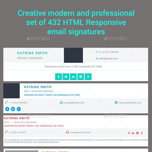 Email E-signature