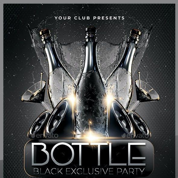 Bottle Black Exclusive Party
