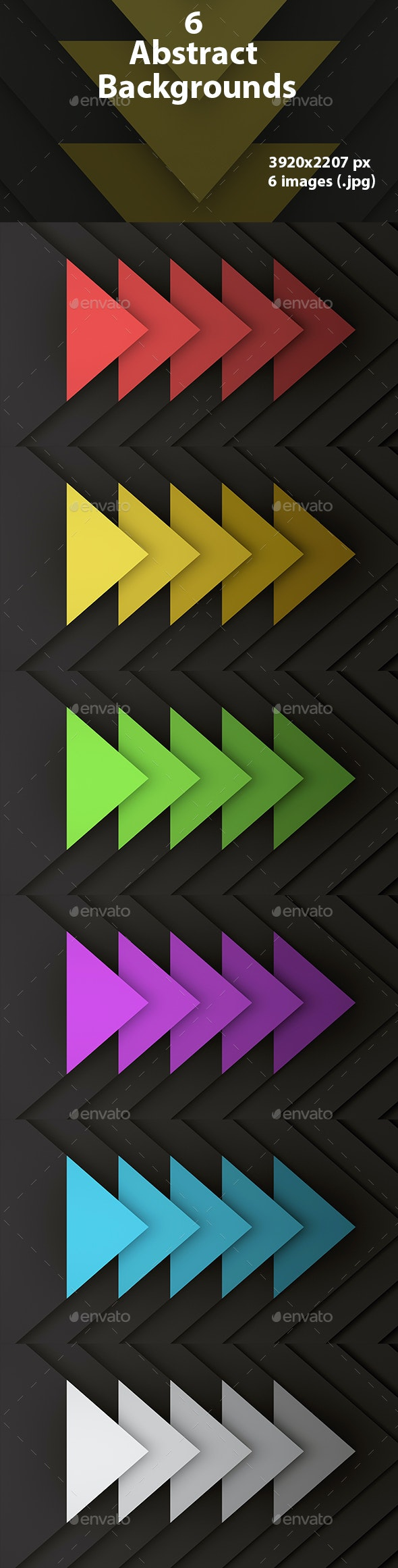 6 Abstract Backgrounds - Abstract Backgrounds