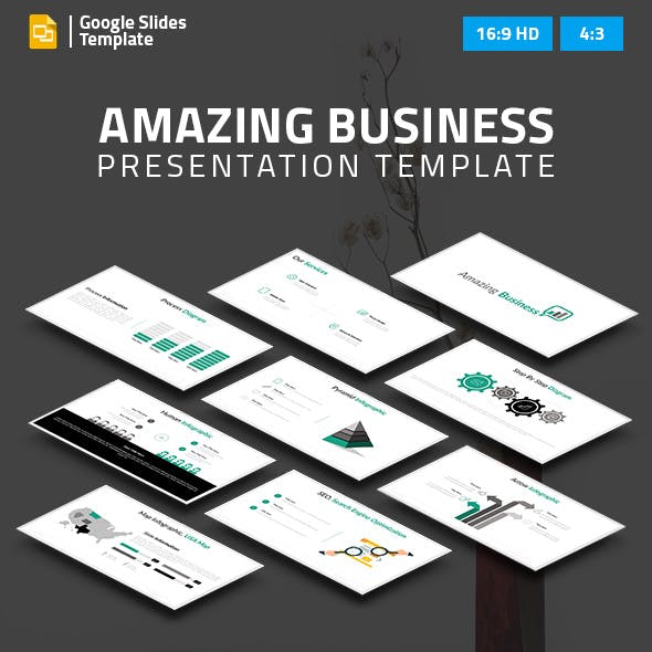 Business Google Slides Presentation