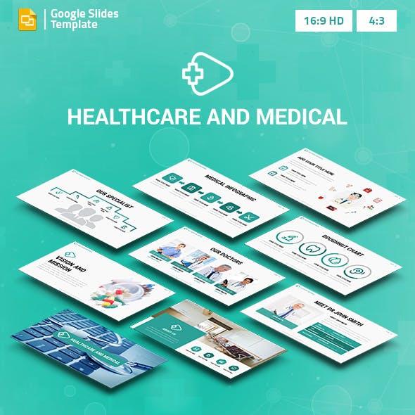 Healthcare and Medical - Google Slides Presentation Template