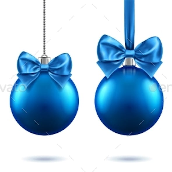 Baubles with Bows