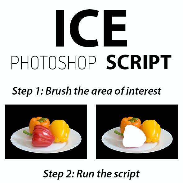 Ice Photoshop Script