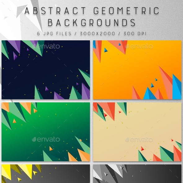 Abstract Geometric | Backgrounds