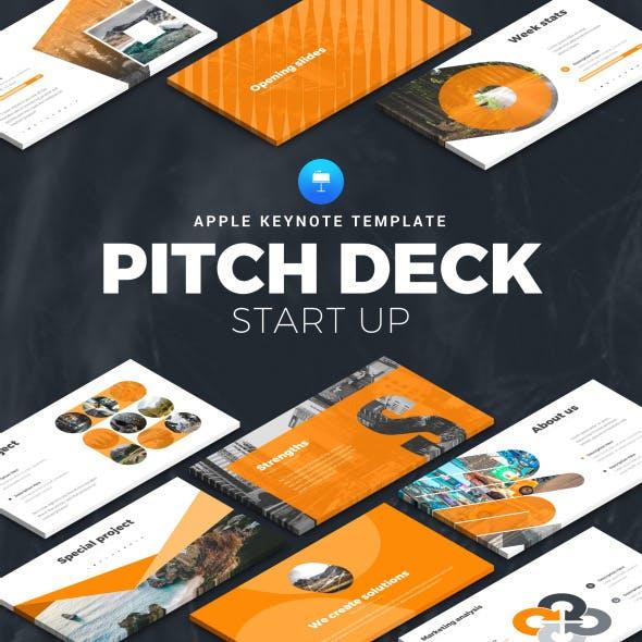 Pitch Deck StartUp