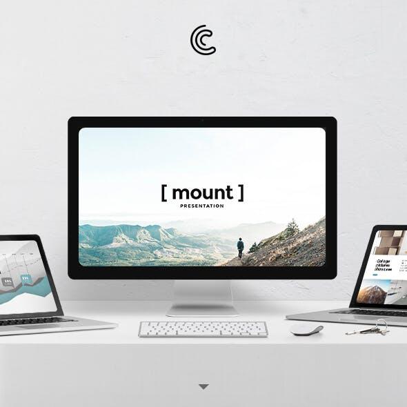 Mount Keynote