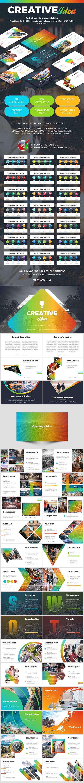 Creative Idea - Business PowerPoint Templates