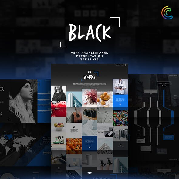 Black PowerPoint