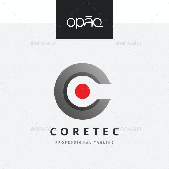 Core C Letter Logo
