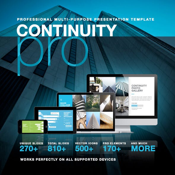 Continuity PRO PowerPoint