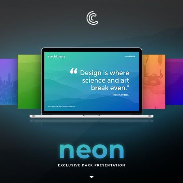 Neon Keynote