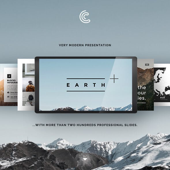 Earth Keynote