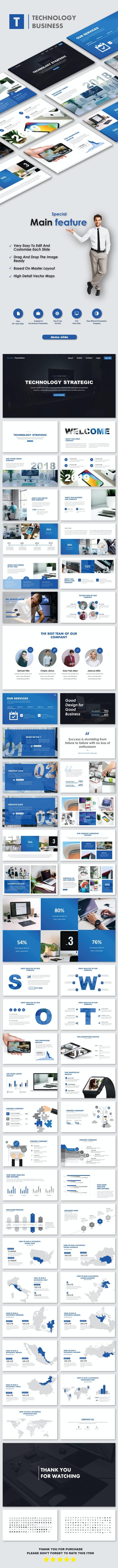 Technology Business PowerPoint Templates - Finance PowerPoint Templates