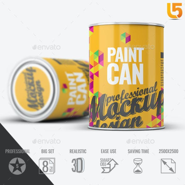 Paint Can Mock-Up v.1