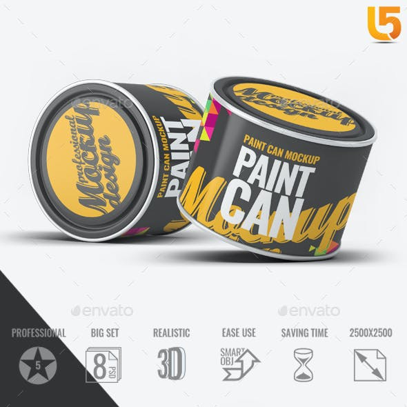 Paint Can Mock-Up v.2