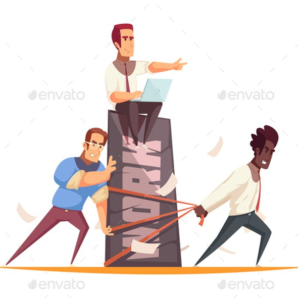 Business People Design Concept