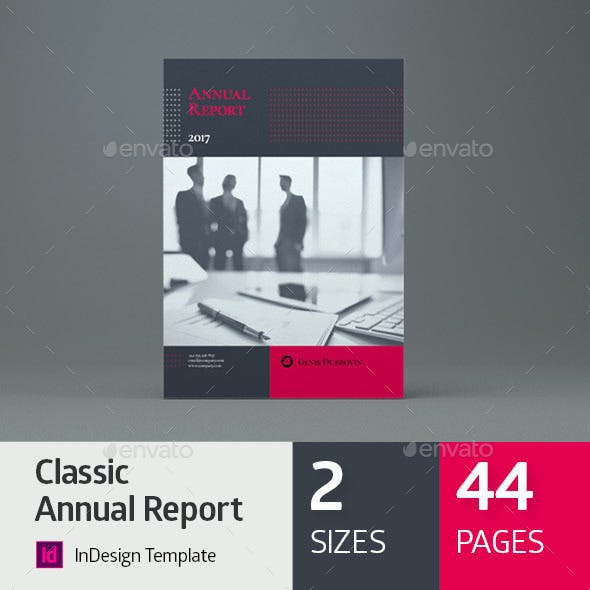 Annual Report 44 pages