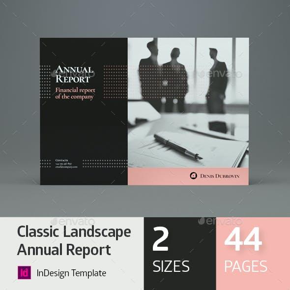 Landscape Annual Report 44 pages