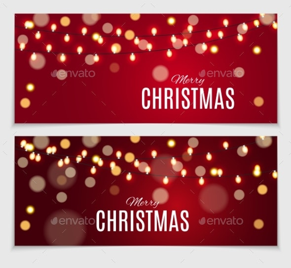 Abstract Christmas and New Year Card - Christmas Seasons/Holidays