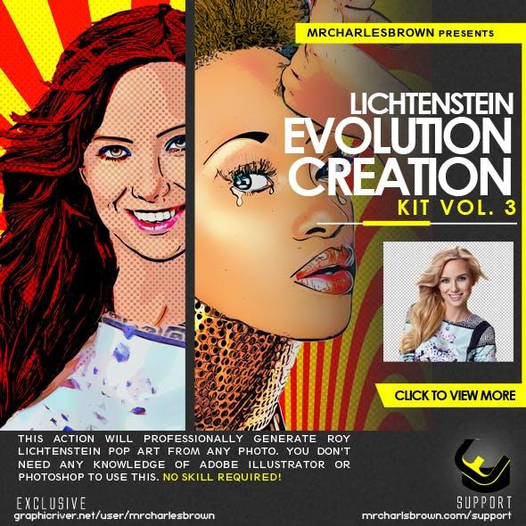 Lichtenstein Evolution Creation Kit v3