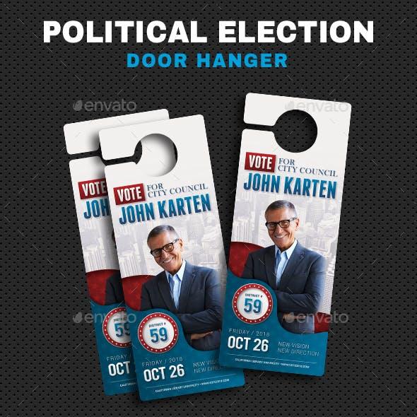 Political Election Hanger v2