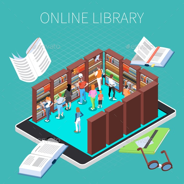 Reading and Library Composition - Web Technology