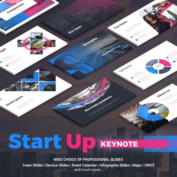 StartUp Keynote
