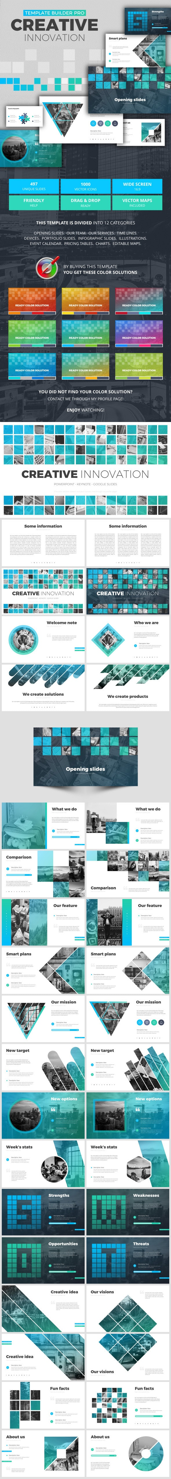 Creative - Creative PowerPoint Templates