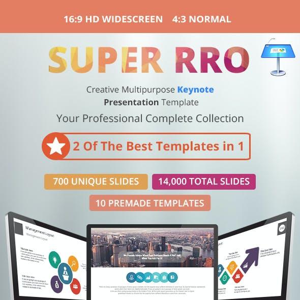 Super Pro Multipurpose Keynote Template Bundle